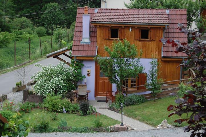"""Gite en centre Alsace """" L'ancienne distillerie"""" - Sainte-Croix-aux-Mines - Casa"""