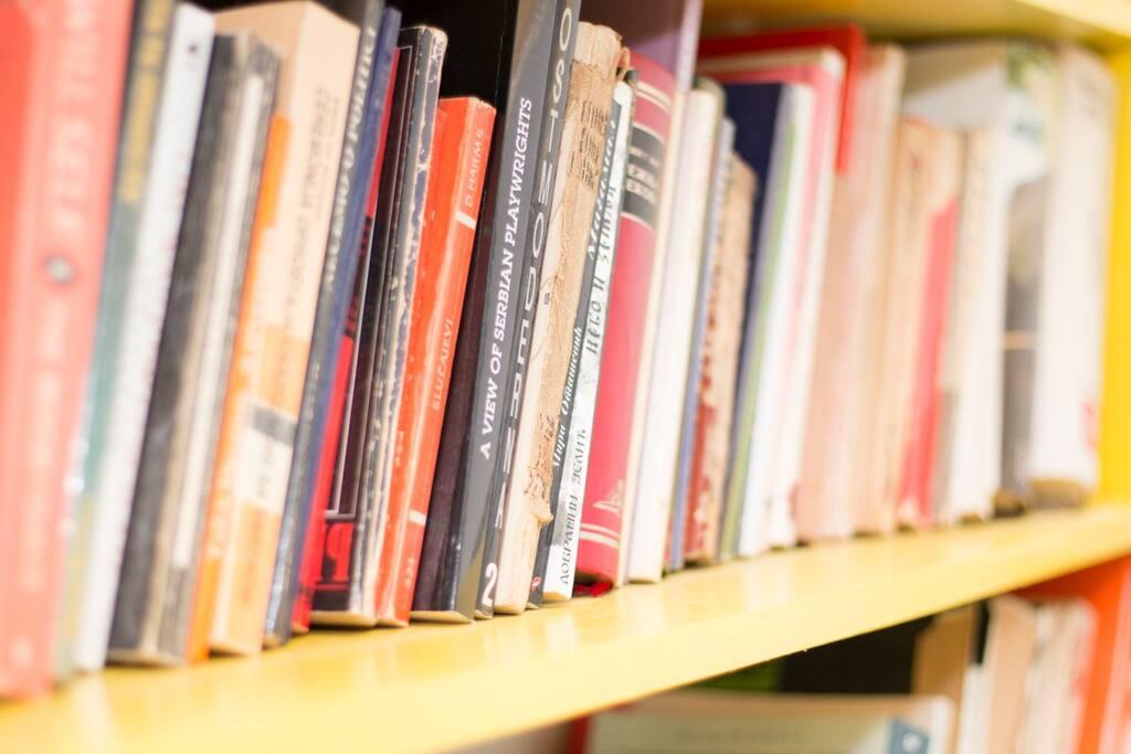 international choice of books