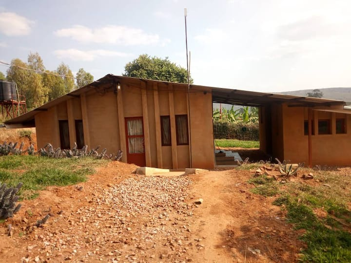 An echo-House built by local materials