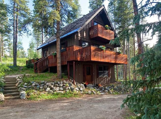 Charming Breck Mountain Cabin - Blue River - Huis