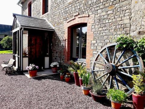 Maison La Criere - Normandy farmhouse sleeps 10+
