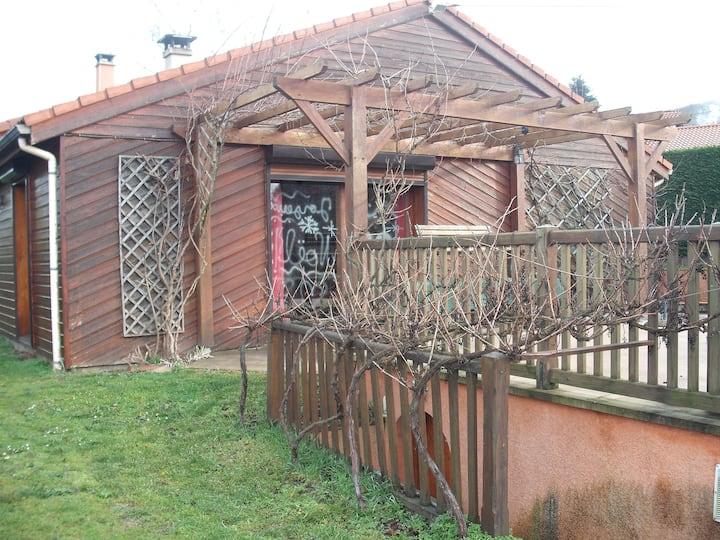 Maison  à 4 km lac des sapins