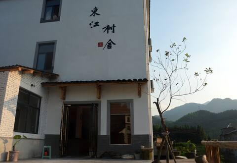 东江湖景区内双大床房  3