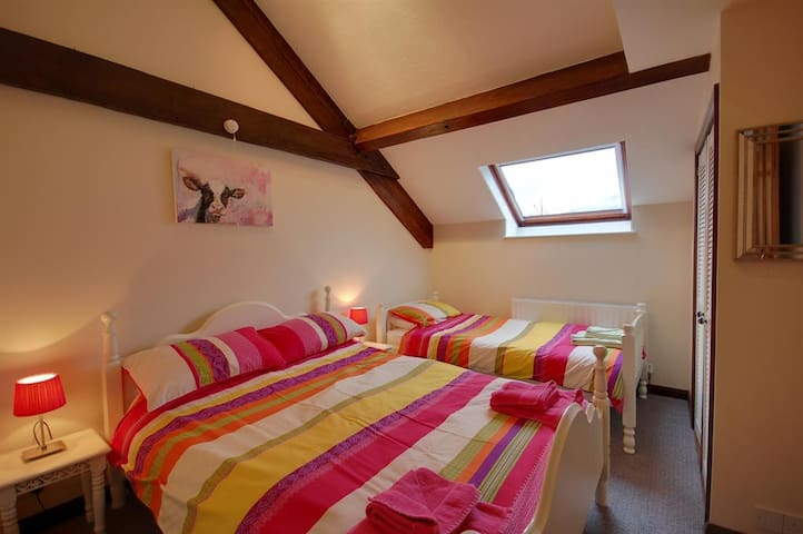 Barn Triple Bedroom