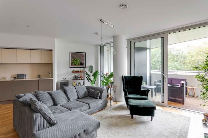 Modern Chiswick Apartment