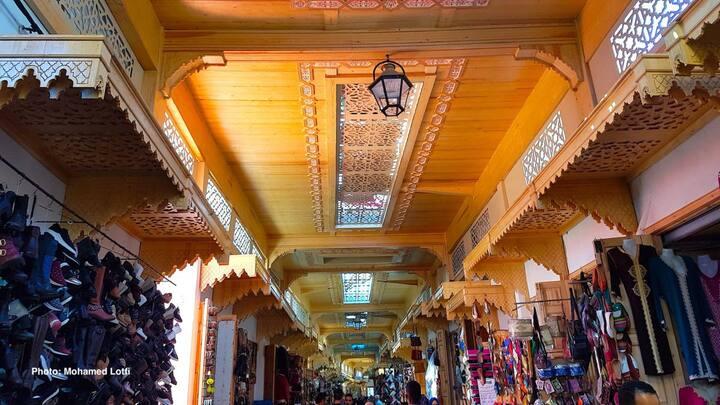 Rabat : Chambre privée au cœur de la médina