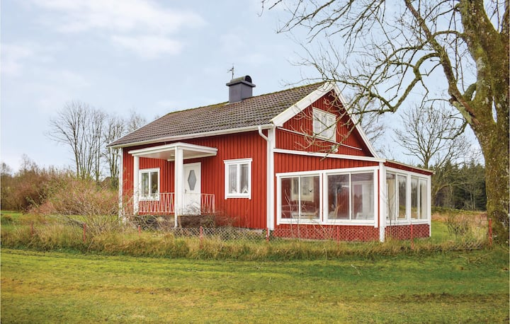Beautiful home in Strömsnäsbruk with 3 Bedrooms