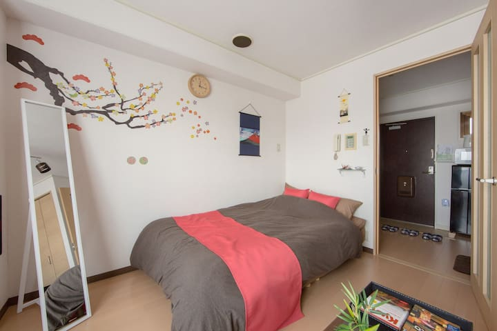 Cozy Kyoto stay,in central of Gion! - Kyōto-shi - Apartment