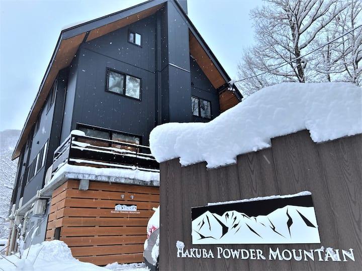 Hakuba Powder Mountain Lodge (1 Bedroom + Loft)