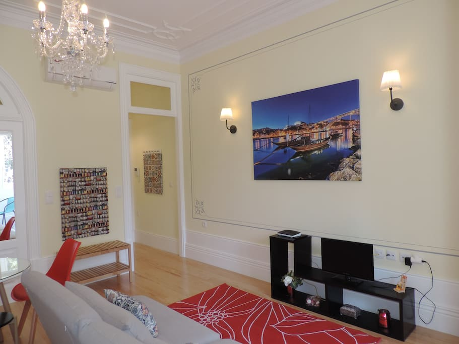 Welcome to Porto History (the newest apt in OPorto)