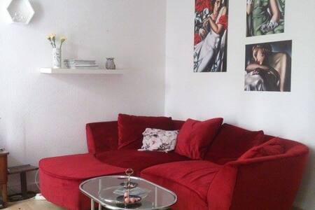 Schnuckelige 2-Raum-Wohnung im Szeneviertel - Dresden