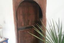 just a door...