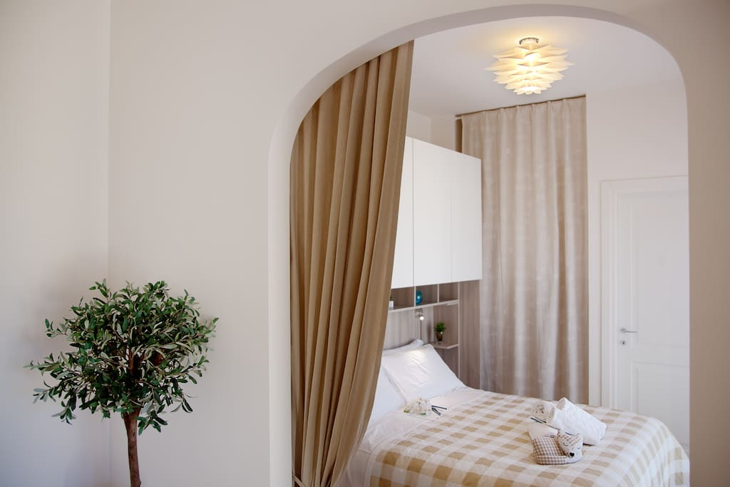 IMPERIALE FLORENCE APARTMENT Bedroom
