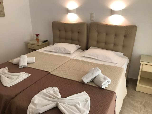 "''Vassiliki Rooms""Family Owned Boutique hotel!"