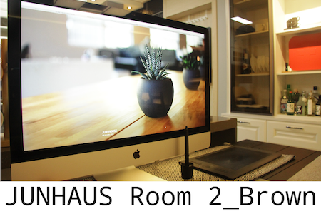 junhaus. room 2- brown.