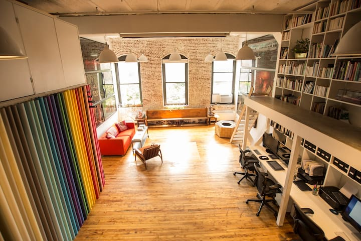 Single Bedroom in a Stunning Red Hook Loft!