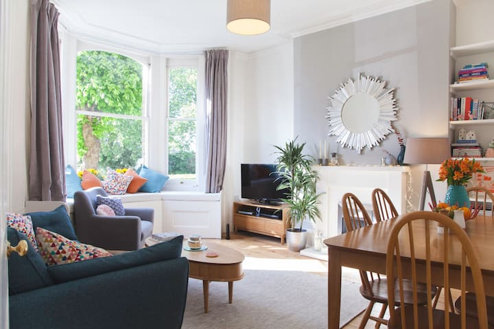 Beautiful Double in flat near Crystal Palace Park