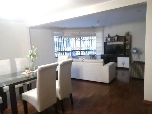 Habitación - Distrito de Lima, Departamento de Lima, PE - Condominio