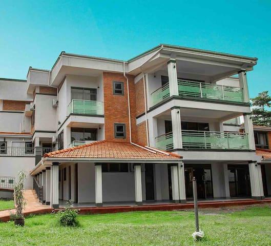 Emmaus Guest House Kampala