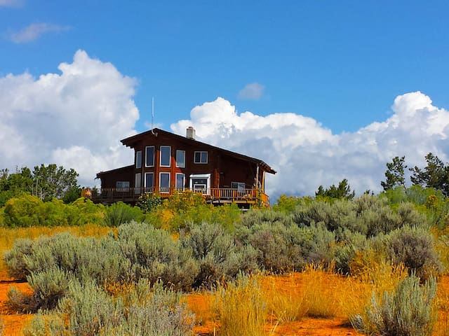 Juniper Ridge Family Cabin - Blanding