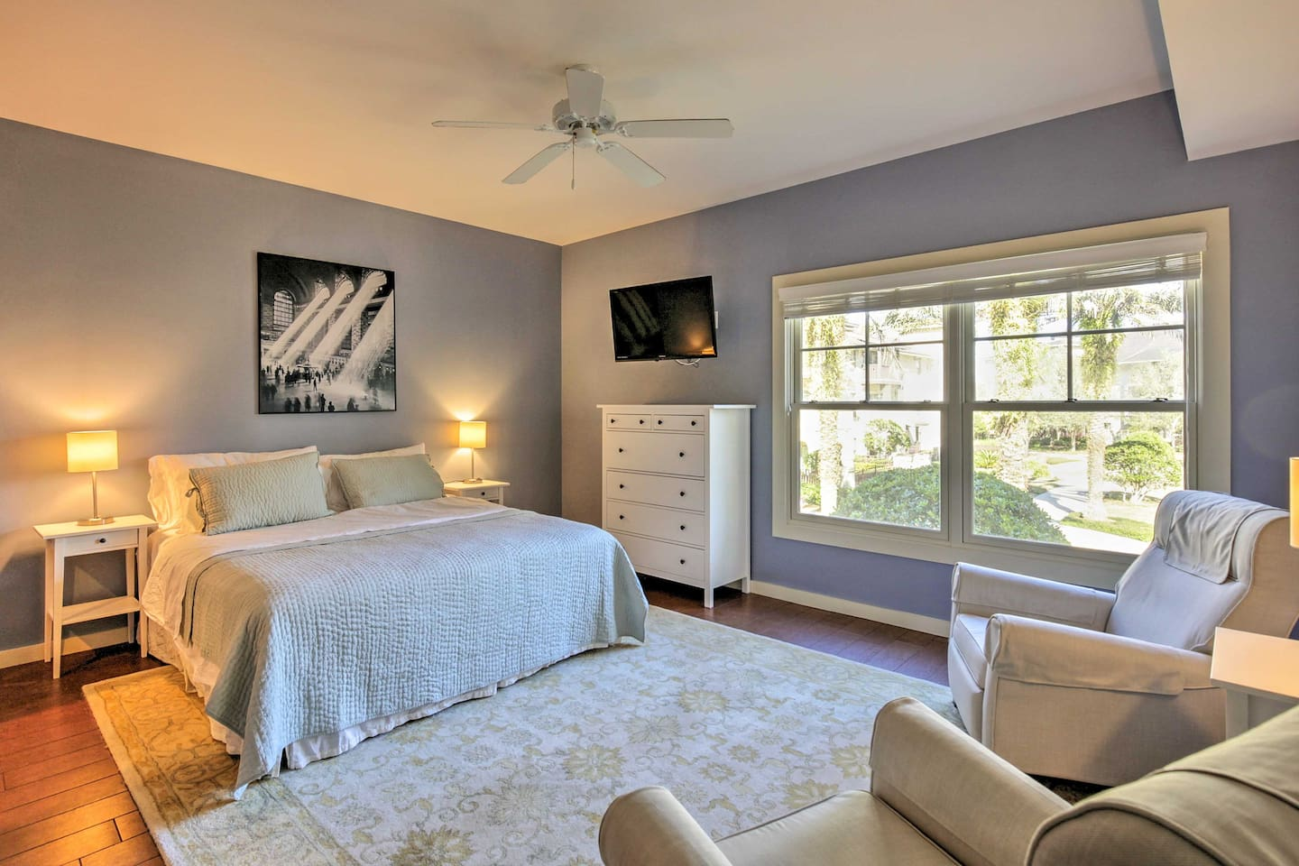 Plan a couple's retreat to this vacation rental studio condo in St. Augustine!