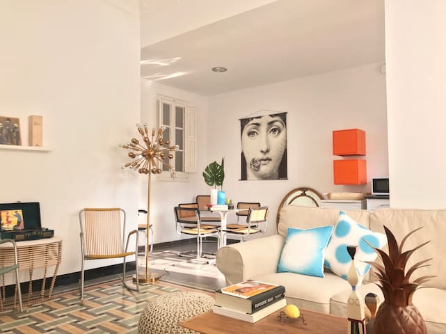 Charming flat in centre of Valencia - València - Appartement