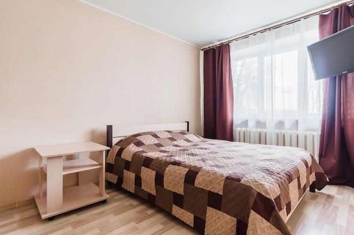 Уютная бюджетная квартира рядом с центром - Minsk