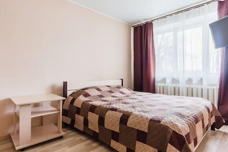 Уютная бюджетная квартира рядом с центром - Minsk - Wohnung