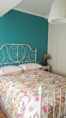 DOUBLE ROOM CLOSE TO THE PORT - Vigo - Apartment