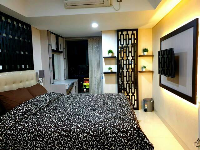 1BR W2106 @Louis Kienne Simpang 5 Semarang
