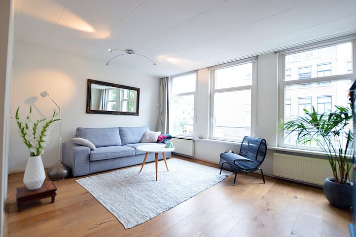Lovely apartment nearby Westerpark! - Amsterdam - Apartment