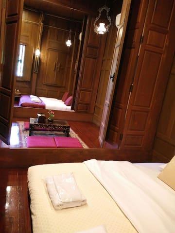Ruen TubTim: Family suite room