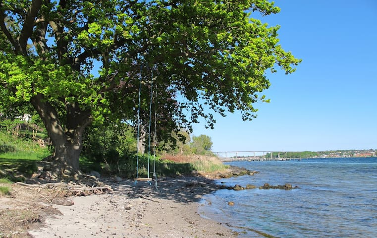 Dejlig bolig nær hav og centrum 1 - Svendborg - Lejlighed