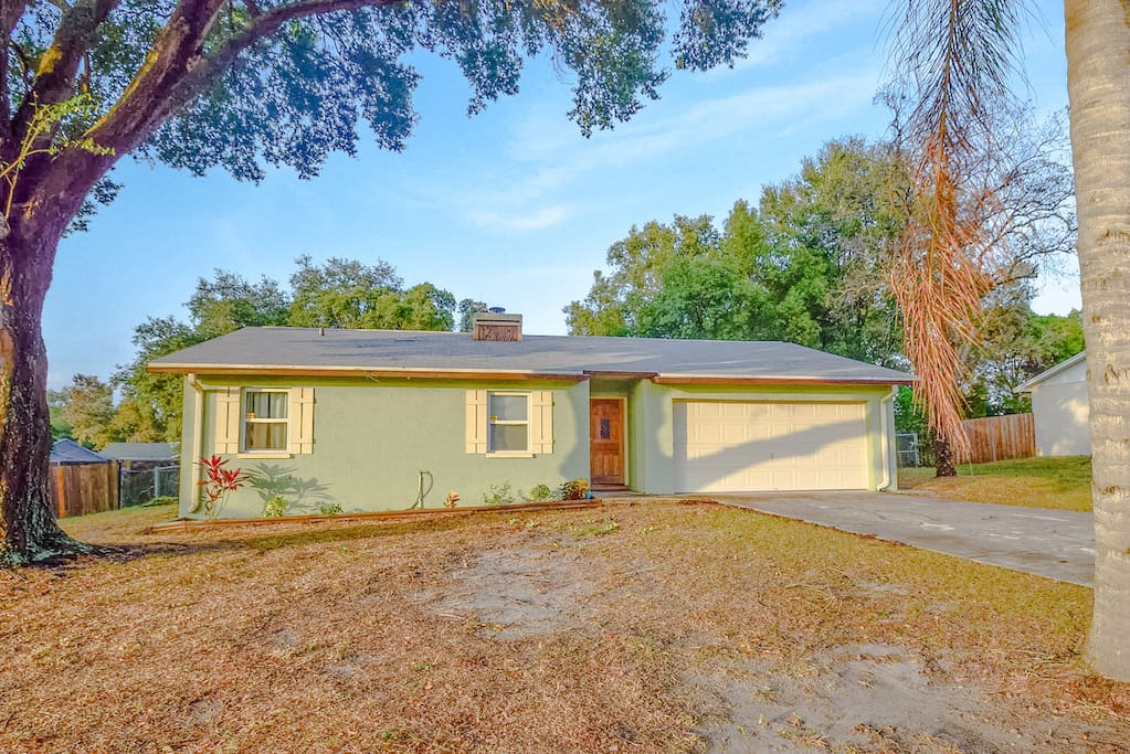 Elegant 3br Home Fully Equipped Close To I4 Houses For Rent In Lakeland Florida United States