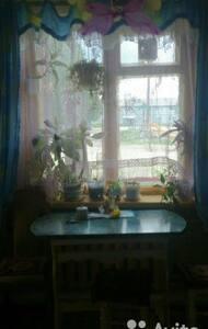 Очень уютная и светлая квартира, есть балкон