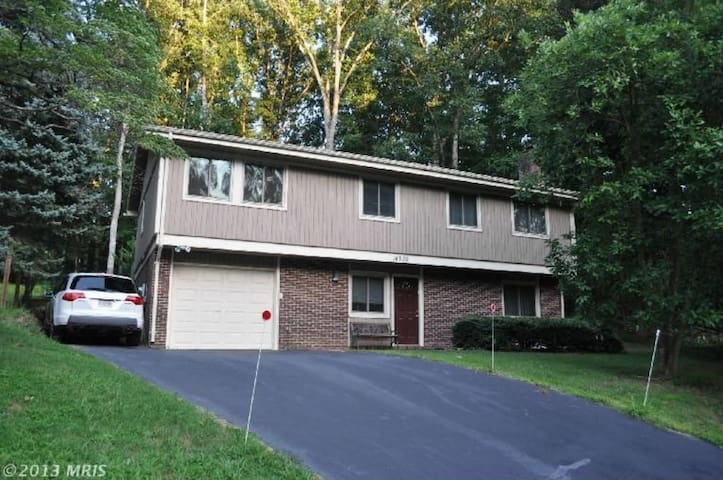 Private level with bed, bath & wifi - Gaithersburg