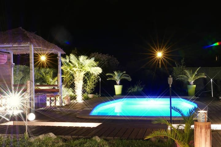 Paisible villa proche Lacanau ️️️️