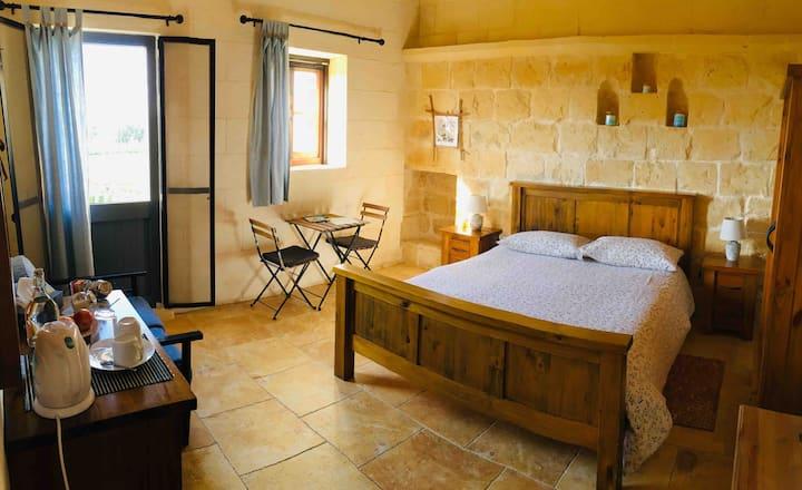 SeaviewBedroom, private bath in a shared Farmhouse
