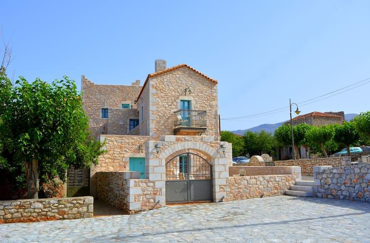 Olea Stone House