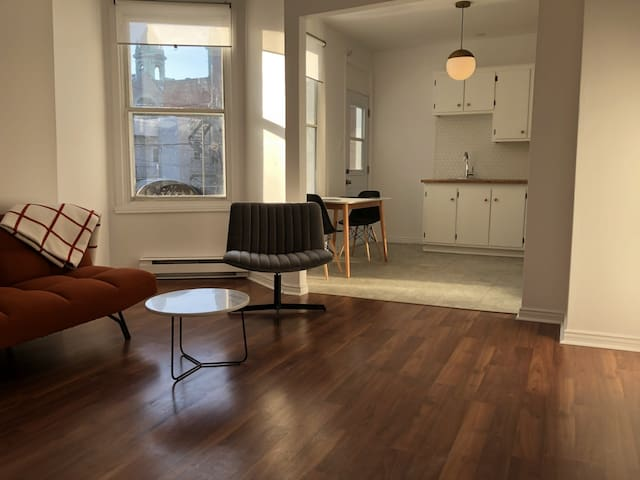 RENT FOR A MONTH, SANITIZED APT LITTLE ITALY