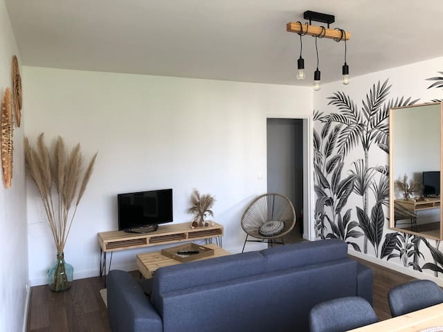 Appartement au calme (2/4 personnes)