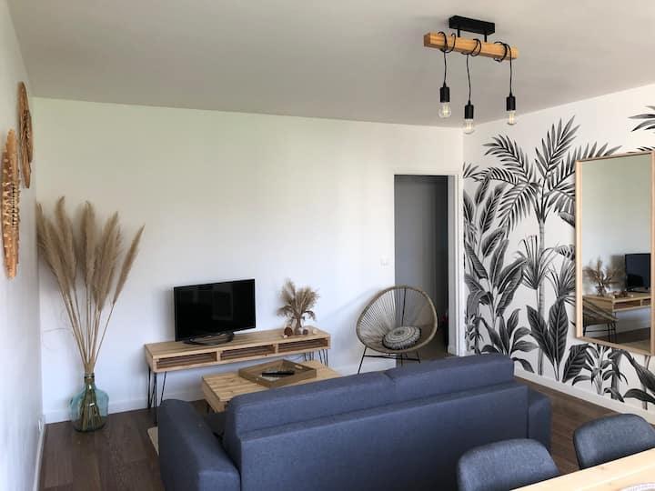 Appartement au calme (2 personnes)