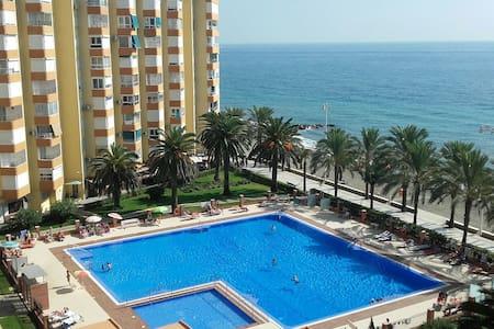 Apart. estudio con vistas al mar - Algarrobo-Costa - Lainnya