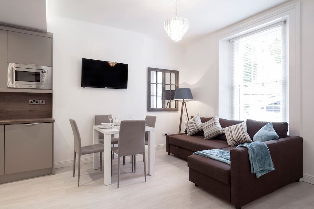Stylish Apt In Old Coach House Dublin City Apartments For Rent In Ballsbridge County