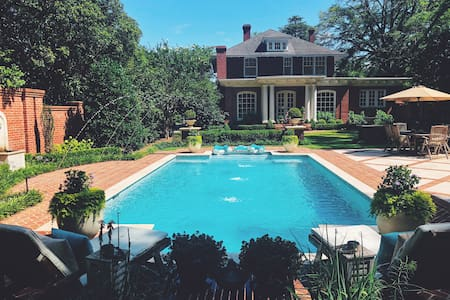Designer Estate w/Pool Message for Discount