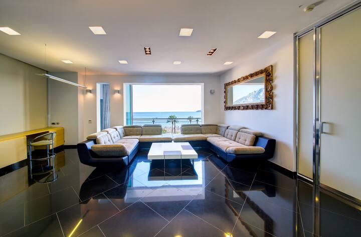 Tradeunique Deluxe Apartman