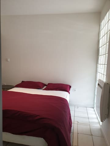 Appartement centre ville d 'Amiens parking inclus