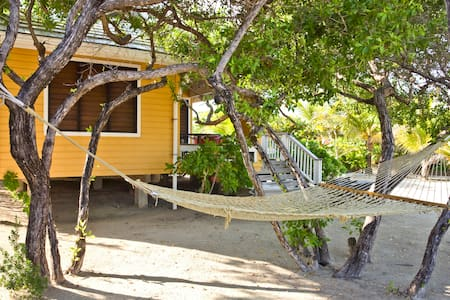 Beachfront One-Bedroom Bungalow at Barefoot Cay - Brick Bay