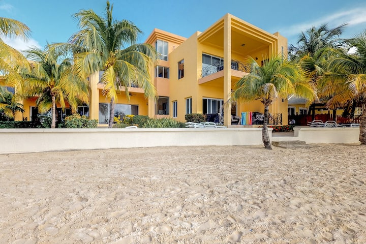 Stunning set of condos w/ private balcony, patio, & beach access!
