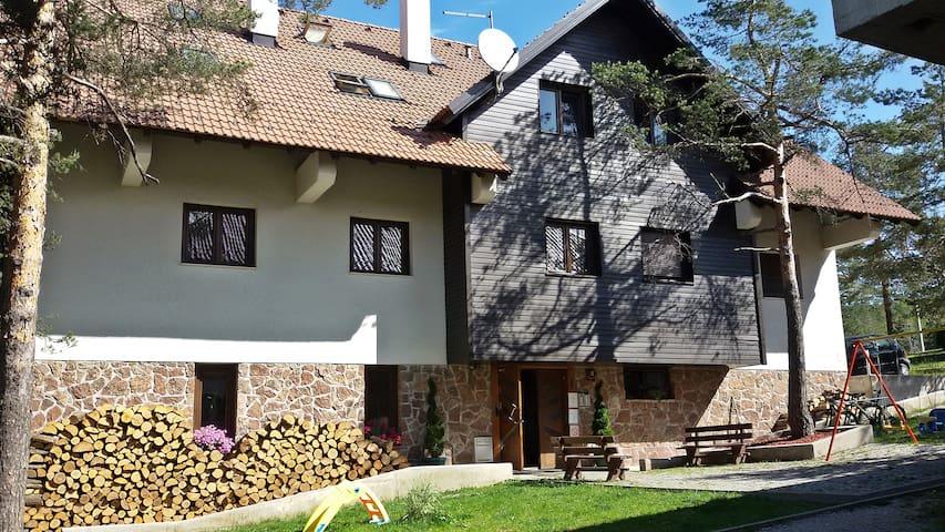 Vila Plamenac - apartman A11 - Divčibare - Appartement